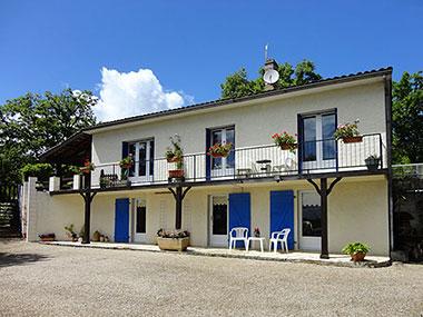 Autrement immobilier sarl maison avec piscine vue et grand jardin - Autrement maison ...